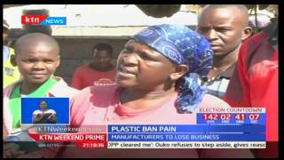 Plastic bags manufacturers react to the ban of use of plastic bags by September