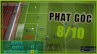 ĐÁ PHẠT GÓC HIỆU QUẢ - Corner kick  [FO4 KOREA] - FIFA ONLINE 4