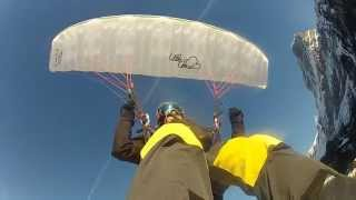 Rando vol sur Pralognan la Vanoise (Savoie - France)