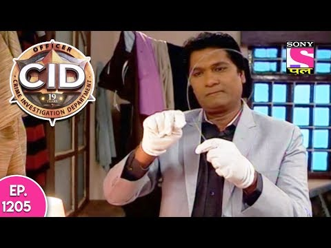 CID - सी आ डी - Episode 1205 - 19th October, 2017