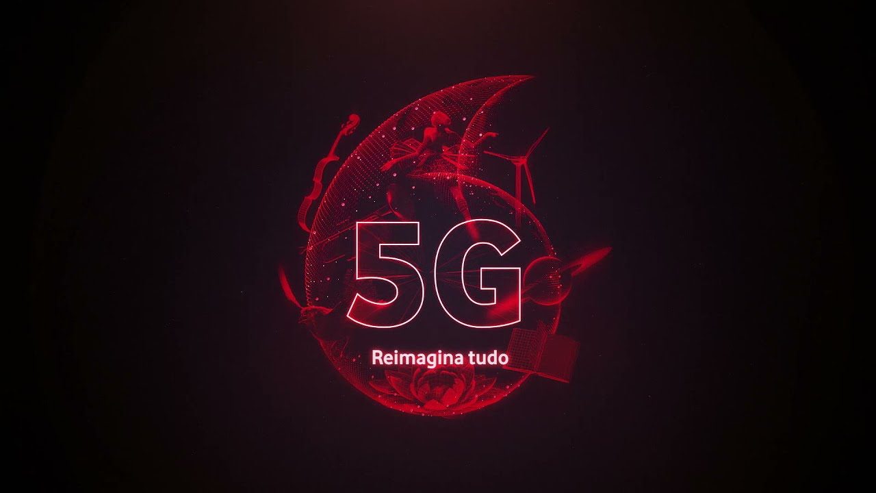 Os 5 pilares da rede 5G Vodafone e as suas vantagens