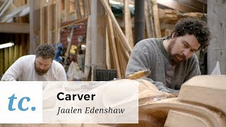 Haida Carver: Ancient Stories And Connecting With Ancestors