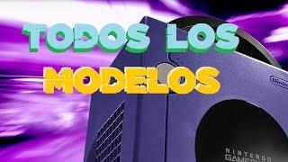 Todos los modelos de GameCube