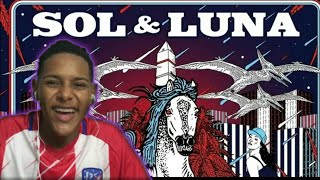 (REACCION)DUKI   Sol Y Luna (video Lyrics)