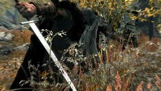 Albion swords in Skyrim - realistic, nice looking blades (mods)