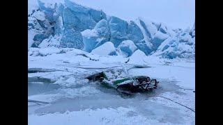 Knik Glacier Jeep recovery