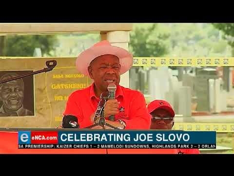 Celebrating Joe Slovo