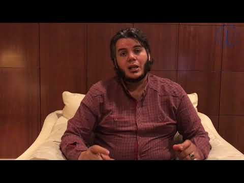 Image of the video: Interview with Abdelraouf Shanab
