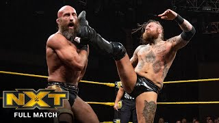 FULL MATCH - Aleister Black vs. Tommaso Ciampa - NXT Title Match: WWE NXT, July 25, 2018