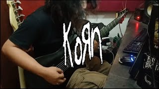 Korn   Can You Hear Me ( Guitar Cover )