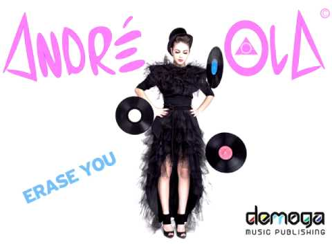Andre Ola feat  Helene - Erase You | Official Single