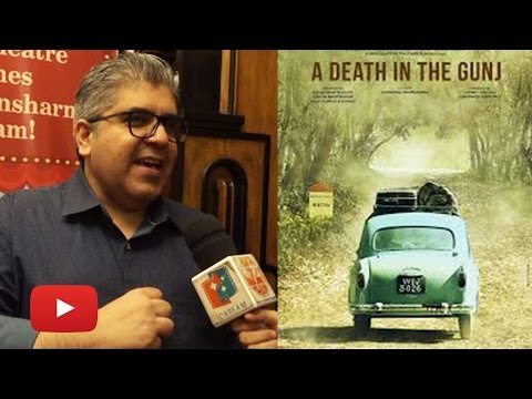 A Death In The Gunj | Rajeev Masand | Exclusive Interview