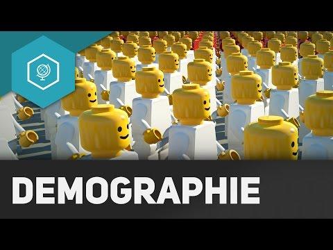 Einführung Demographie - Geburtenrate, Sterberate, Zuwachsrate, Migration  1