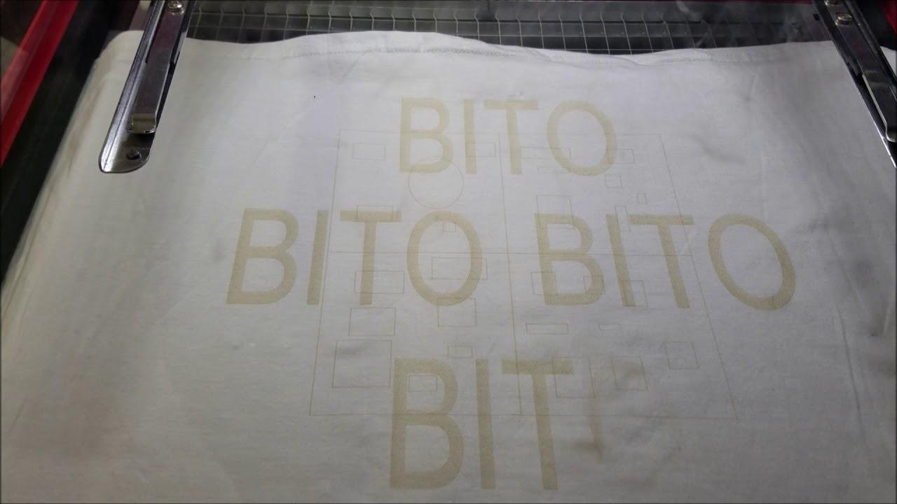 Z-Galva Etching BITO Logo White