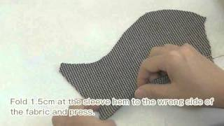 How To Make A Dog Coverall Sewing Movie 03 [hand Made Dog Clothes]
