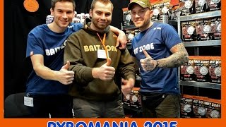 preview picture of video 'Rybomania Poznan 2015 - Bait Zone'