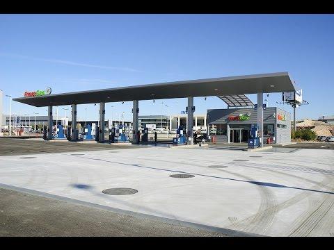 Ford der Transit konnekt das Benzin