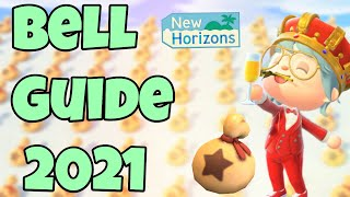 10 Ideas to Make Bells FAST in New Horizons 2021 | ACNH