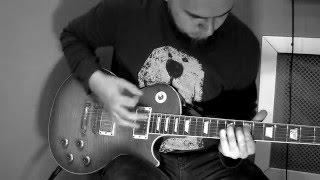 """Joe Satriani """"Circles"""" cover. Gibson Les Paul Standard"""