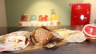 Bee's Wax Zakje Sandwich & Snack 2 Stuks