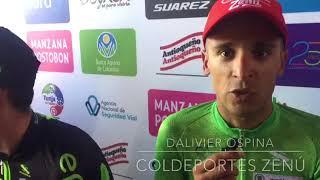 Miniatura Video Vuelta a Colombia, ganador primera etapa