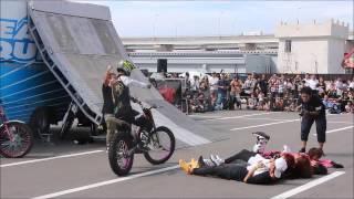 オフロードインパクト2016 バイクトライアル