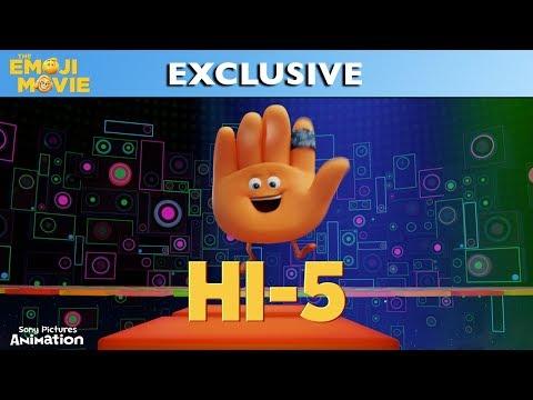 The Emoji Movie (TV Spot 'Meet Hi-5')