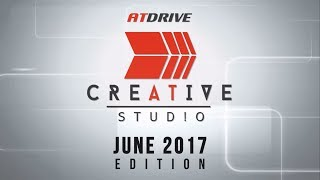 AtDrive Creative Studio Showreel June 2017 Edition