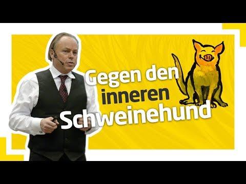 Marco Freiherr von Münchhausen: So besiegen Sie Ihren inneren Schweinehund!