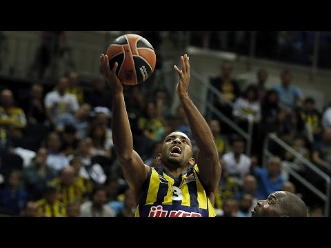 Focus on: Ricky Hickman, Fenerbahce Ulker Istanbul