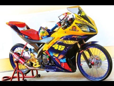 Video Cah Gagah | Video Modifikasi Motor Yamaha R15 Street Racing Keren Terbaru