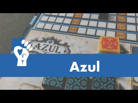 Azul Overview with Talking Board Games