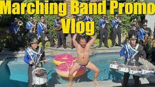 VLOG   Marching Band Promo   Bert Kreischer's Berty Boy Tour
