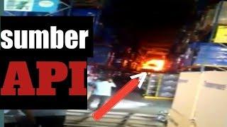 Kebakaran PT Dynaplast Jababeka V