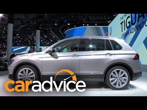2016 Volkswagen Tiguan Walkaround