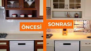 Mutfak Yenileme Nasıl Yapılır? | Dekorasyon Fikirleri | Seray Kutsal