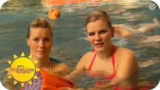 Neue Gadgets für den Swimmingpool   SAT.1 Frühstücksfernsehen