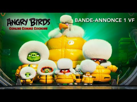 Angry Birds : Copains comme cochons Sony Pictures Releasing France