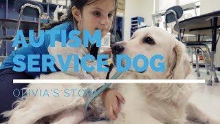 Autism Service Dog Feature: Olivia's Story