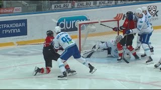 2019 Gagarin Cup, Barys 1 Avangard 3, 20 March 2019 (Series 1-3)