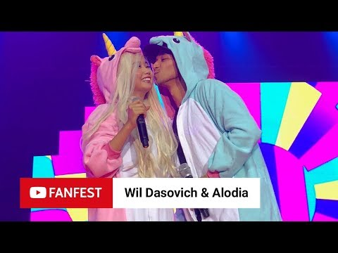 Download Wil Dasovich & Alodia @ YouTube FanFest Manila 2018 HD Mp4 3GP Video and MP3