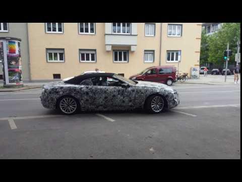 BMW 8 Series G14 Mule