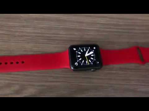 Apple watch series 7000 - review