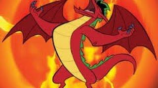 Американский дракон Джейк Лонг  - битва  ( American Dragon Jake Long - Battle )