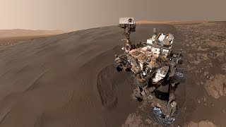 Five Years Of Curiosity On Mars (live Public Talk)