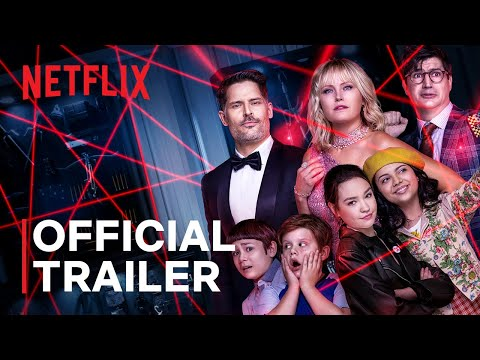 The Sleepover Trailer Starring Malin Akerman and Joe Manganiello