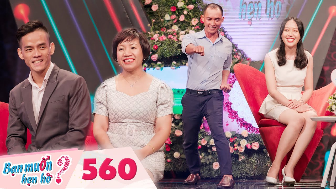 Bạn Muốn Hẹn Hò | Tập 560 FULL: Chàng trai ứa nước mắt khi bị cô gái từ chối vì màn múa võ bá đạo