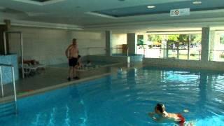 preview picture of video 'Siófok, wellness hotel - Club218apartmanház'