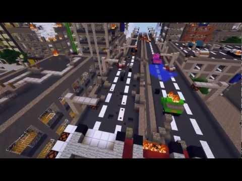 Сериал Minecraft Зомби Апокалипсис/Уроки выживания #2