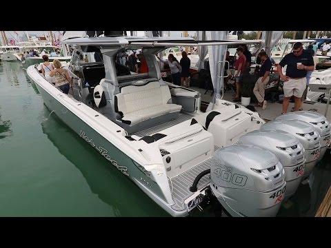 Powerboat Nation Rocks the 2017 Miami Boat Show – Part Five